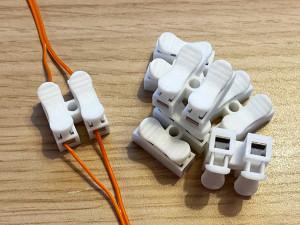 Sprung Wire Connectors
